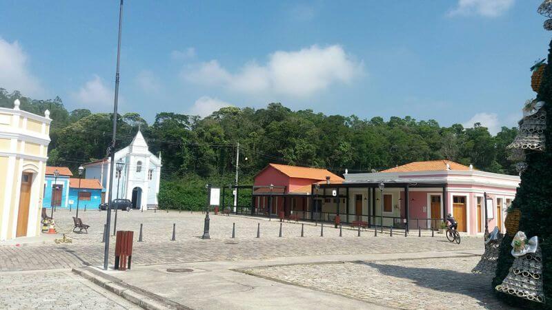 Vila de Luís Carlos - De volta ao século 19