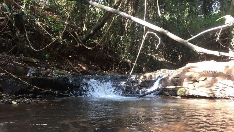 Cachoeira Usina Lambari