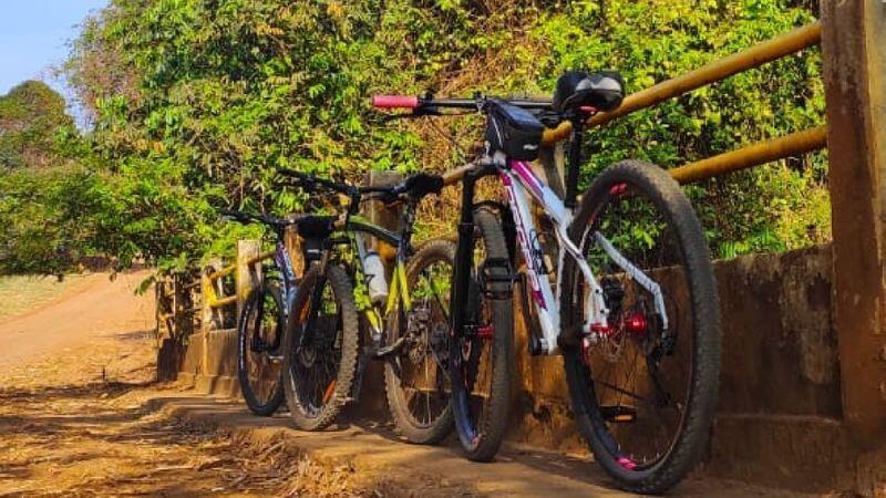 Bike Tour Martelo Brotas