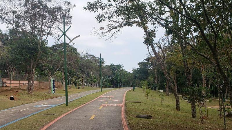 parques da cidade roteiro