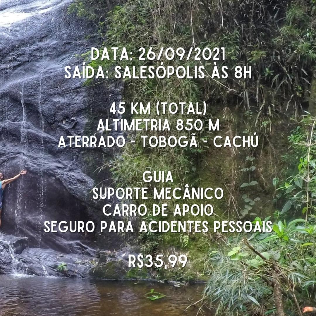 Cachoeira do Paçoca, Salesópolis