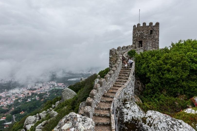 CAstelo do Mouros, Sintra